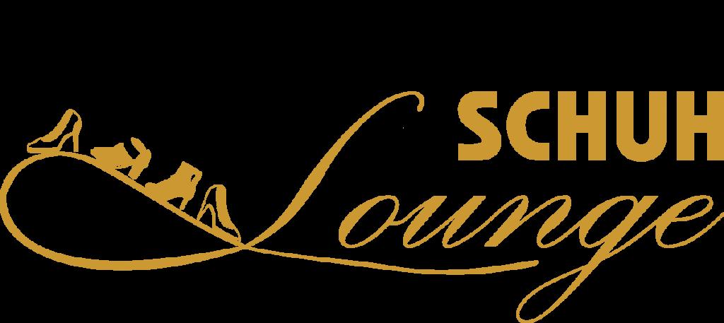 Schuh Lounge gold
