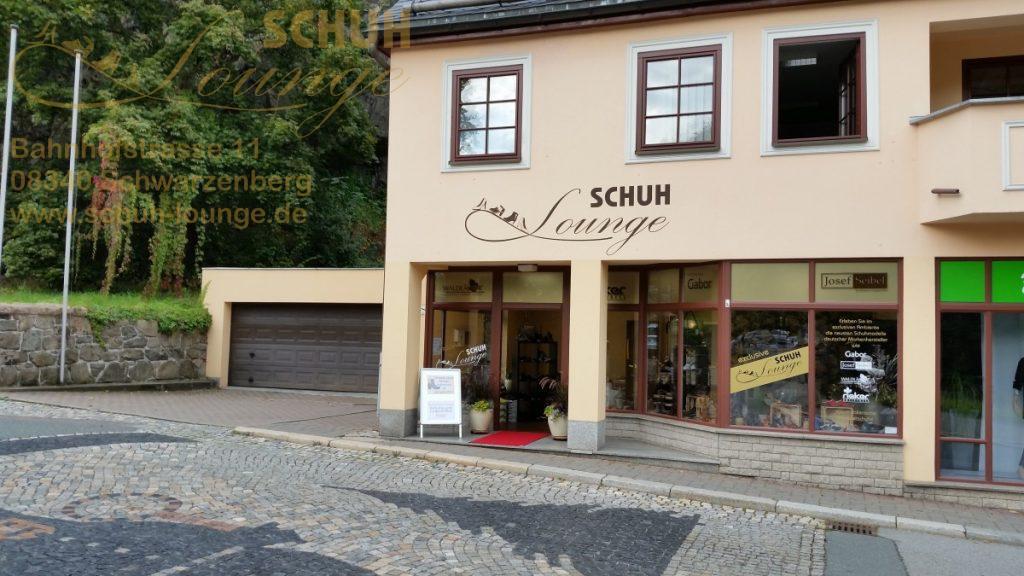 Schuhlounge Schwarzenberg