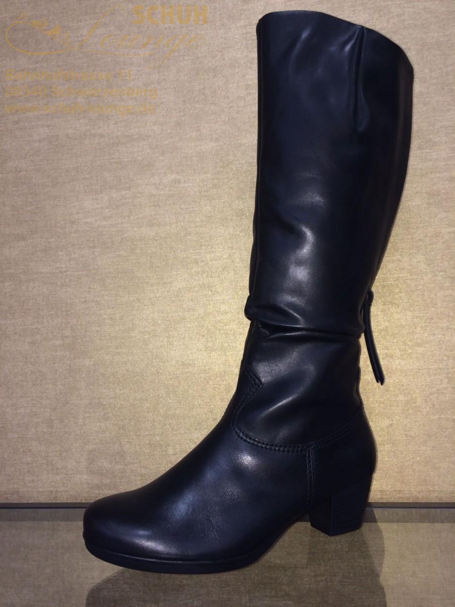 Schwarzer Stiefel von Gabor