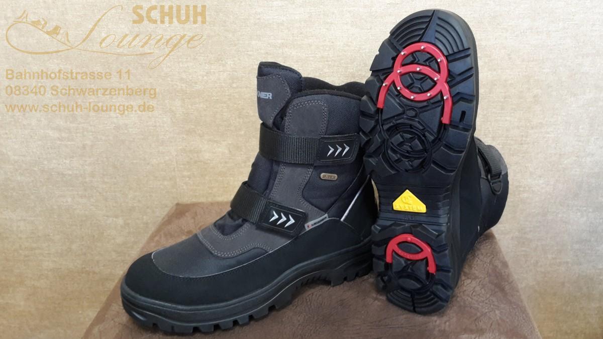 TEX-Stiefel mit Antirutsch System von Lackner