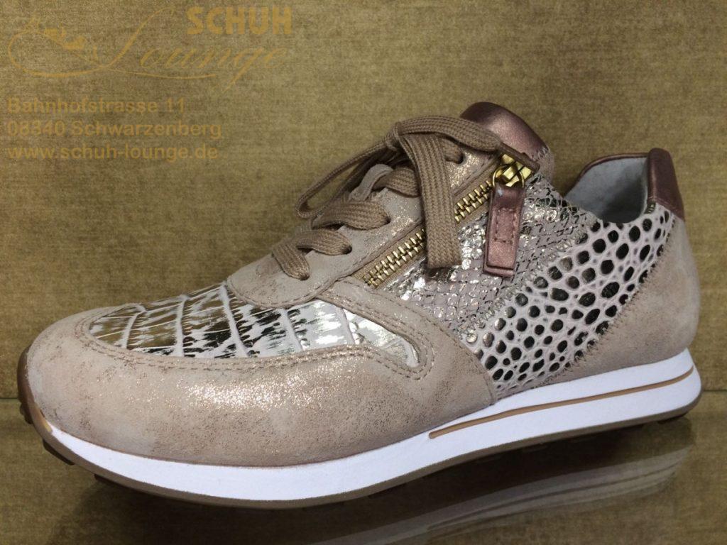 Edler Sneaker von Gabor