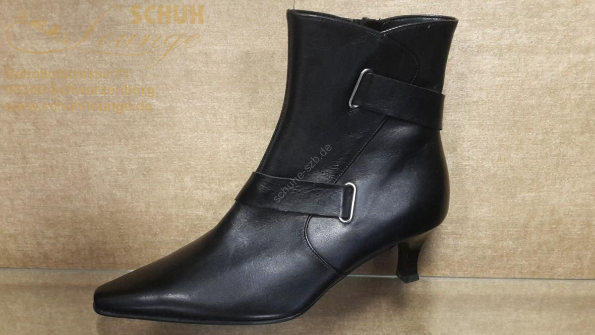 Schwarze Damenstiefelette von Gabor