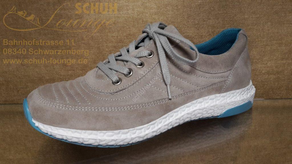 Trendiger Sneaker in natur von Josef Seibel