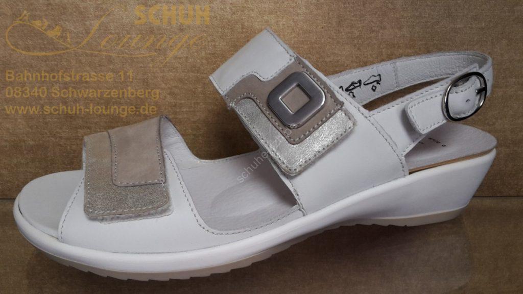 Sandalette von Waldläufer mit verspielten Details