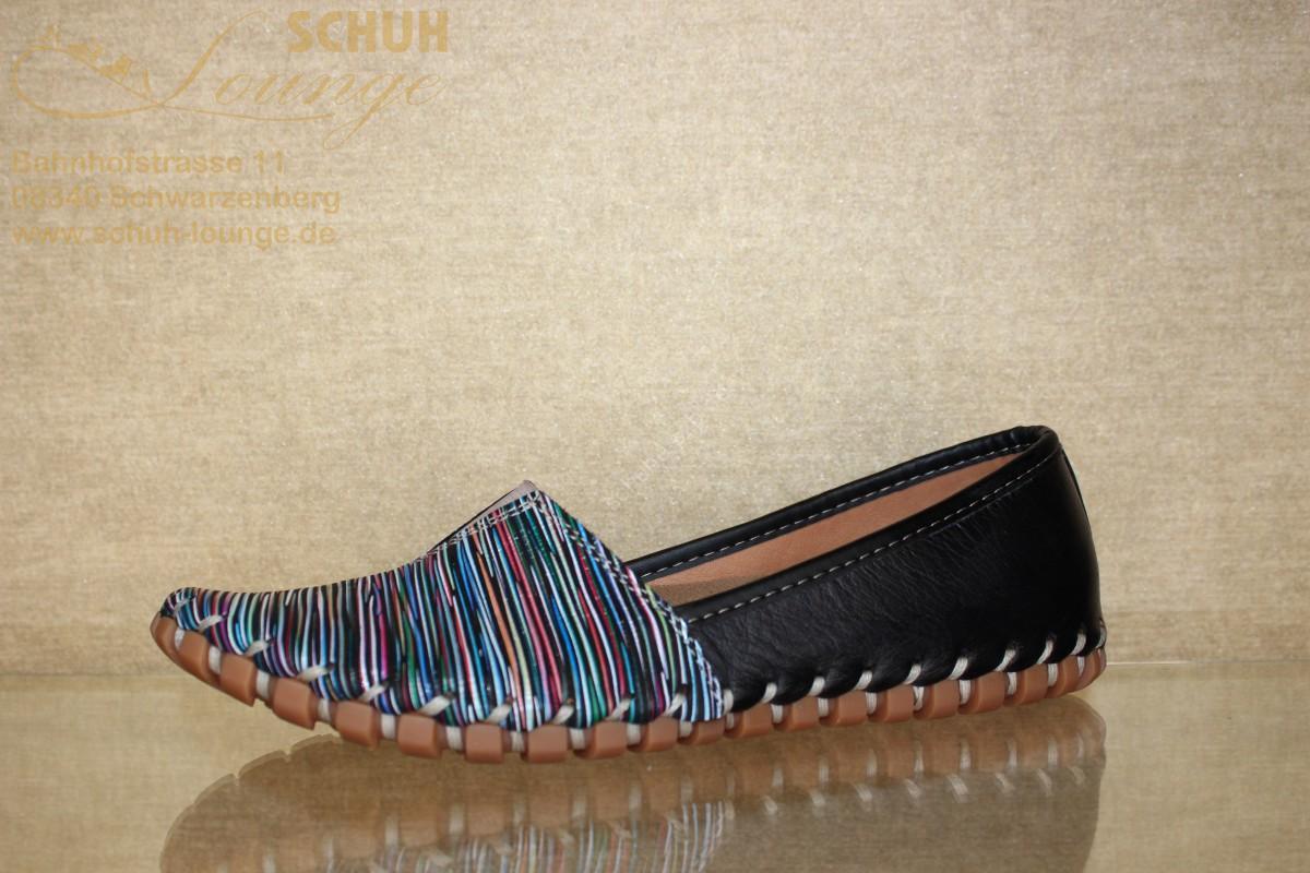 Gemini Slipper in frischem Multicolor Design