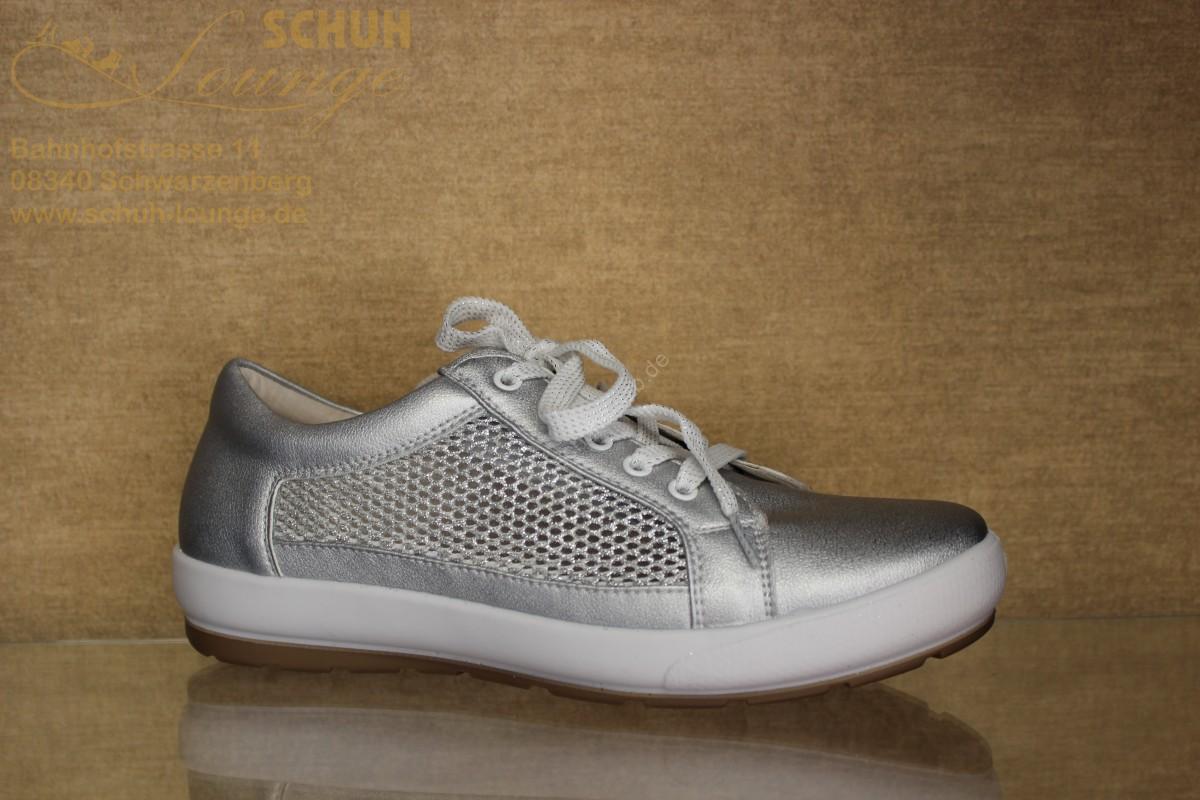 Grünwald-Sneaker mit atmungsaktiven Mesheinsätzen
